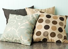 Let's Head Outside Outdoor Pillows & Cushions
