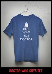 DOCTOR WHO GUYS TEE