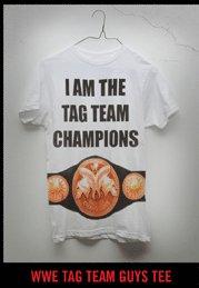 WWE TAG TEAM GUYS TEE