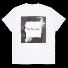 Paul Smith For David Bowie - The Next Day Print T-shirt