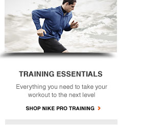 TRAINING ESSENTIALS | Everything you need to take your workout to the next level | SHOP NIKE PRO TRAINING