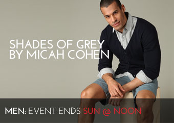 SHADES OF GREY BY MICAH COHEN