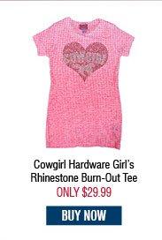 Cowgirl Hardware Tee $29.99