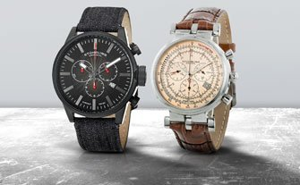 On the Go: Multi-Functional Watches- Visit Event