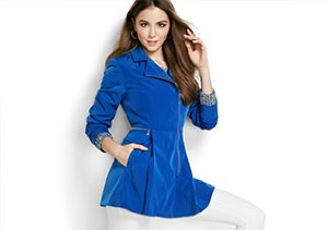 Kensie: Spring Coats