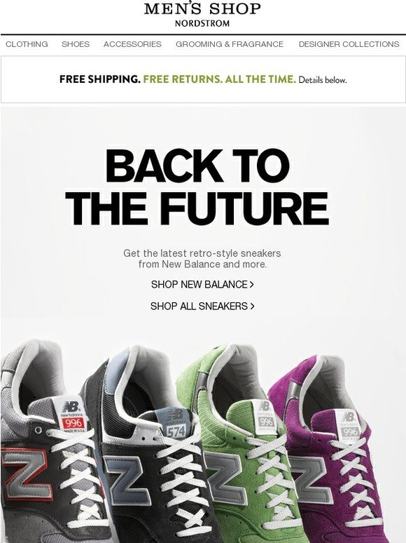 new concept 9061a d8b46 Nordstrom: Retro Sneakers from New Balance | Milled
