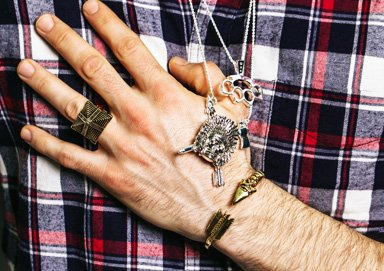 Shop New Arrivals ft. Han Cholo Jewelry