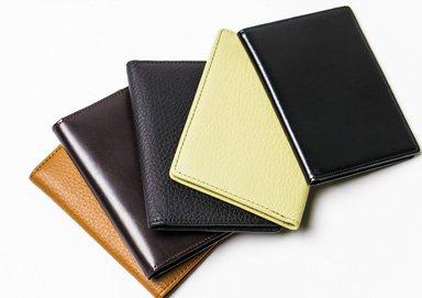 Shop Soft Leather Wallets & More