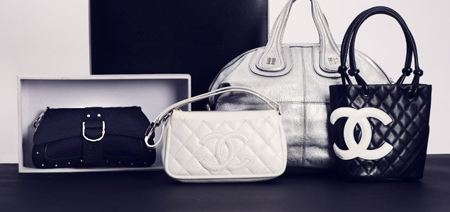 French Luxury Handbags: Chanel ,Christian Dior, Givenchy and More