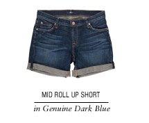 Mid Roll Up Short