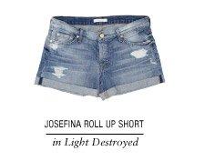 Josefina Roll Up Short