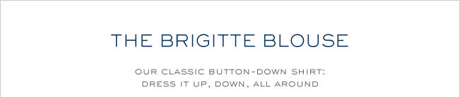 THE BRIGITTE BLOUSE