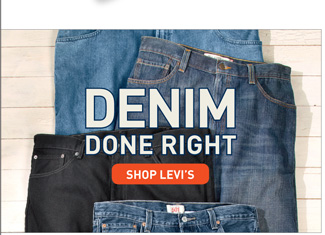 Shop All Levis