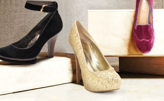 Say Hello to Spring: Shoes- Visit Event
