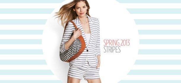 STRIPES: TOPS, DRESSES & ACCESSORIES, Event Ends March 11, 9:00 AM PT >