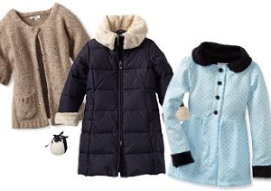 Sweaters, Jackets & Outerwear for Girls