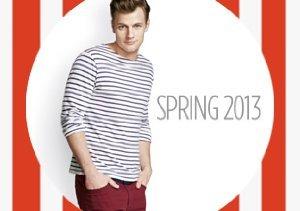 Stripes: Shirts, Ties & Belts
