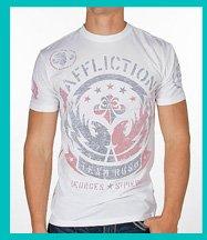Affliction GSP Relentless T-shirt