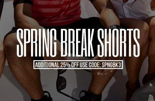 Spring Break: Shorts