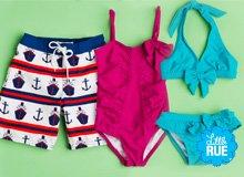 Make a Splash Kids' Bright Swimwear