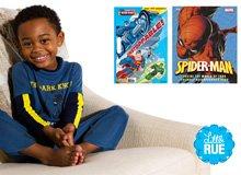 Pow! Wham! Boom! Kids' Comic Books & Sleepwear