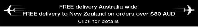 FREE DELIVERY AUSTRALIA WIDE