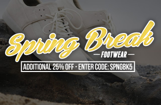 Spring Break: Footwear