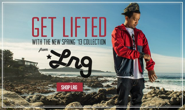 New LRG just in!