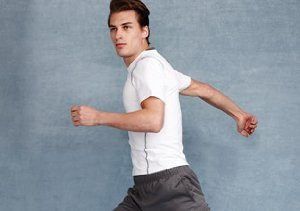 The Active Man: Tees, Jackets & More