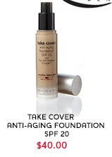 Take Cover Anti-Aging Foundation. $40.00