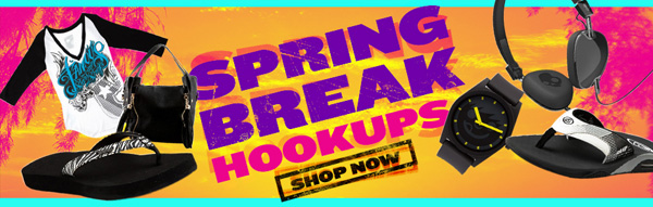 Spring Break Hookups