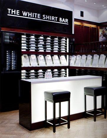 THE WHITE SHIRT BAR