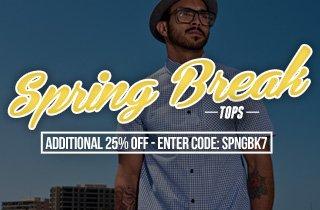 Spring Break: Tops