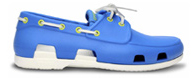 men's beach line boat shoe