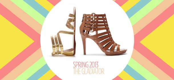THE GLADIATOR: HEELS, WEDGES & FLATS, Event Ends March 12, 9:00 AM PT >