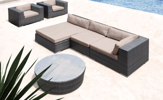 Sunset West Outdoor Furniture - Visit Event