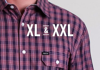 Shop Sizes Made Simple: XL & XXL