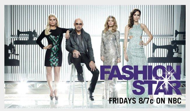Fashion Star Returns Tonight - 8/7c on NBC