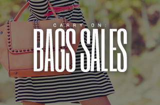Carry On: Bags Sale