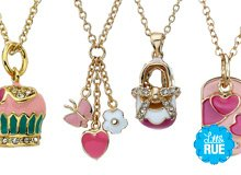 Little Miss Twin Stars Girls' Jewelry