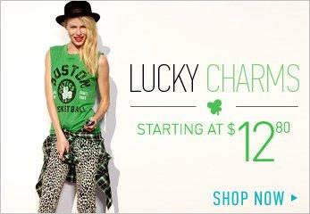 St. Patrick's Day - Shop Now