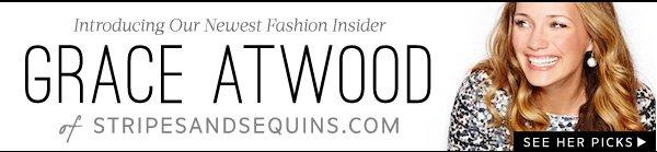 Shop Grace Atwood's Picks