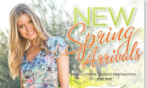 Shop the new spring arrivals from you ultimate Dansko destination and save $25 on your next purchase during our Dansko event! Find new colors and styles for all your warm weather endeavors and save $25 on your next The Walking Company purchase when you buy Dansko today!* Find the best selection now at The Walking Company.