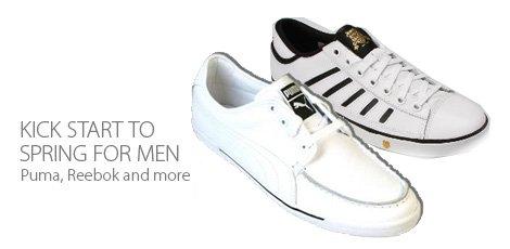 Kick Start to Spring for Men