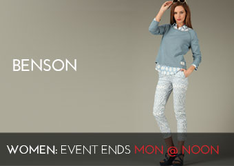 BENSON - WOMEN