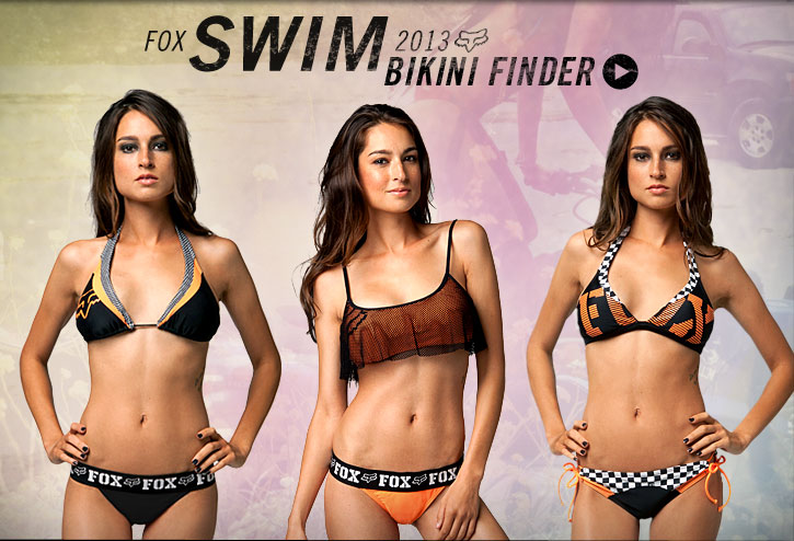 Fox Bikini Finder