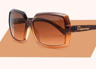 Sunglasses: Mont Blanc, Tod's & Dsquared