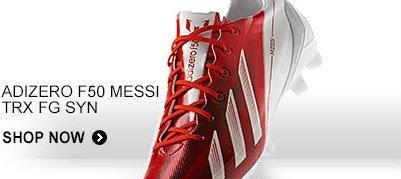 Shop adizero f50 Messi FG  soccer cleats»