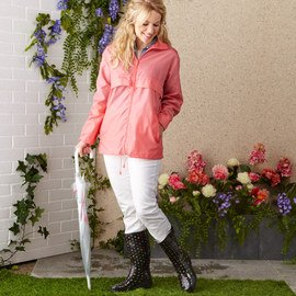 Spring Showers: Apparel & Boots