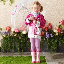 Spring Showers: Kids' Rain Gear